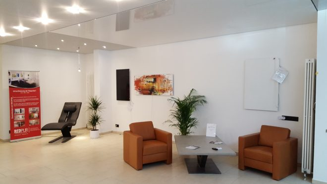 Neue Ausstellungsräume in der Pfalz