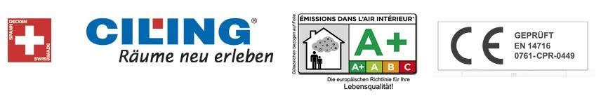 Spanndecken Premium Partner 2016 und 2017 in Deutschland