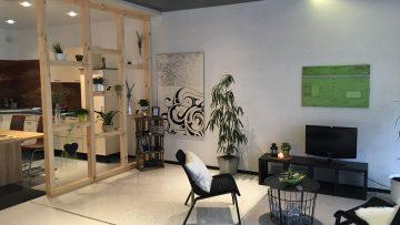 Umgestaltung unserer Ausstellung in Untergrombach