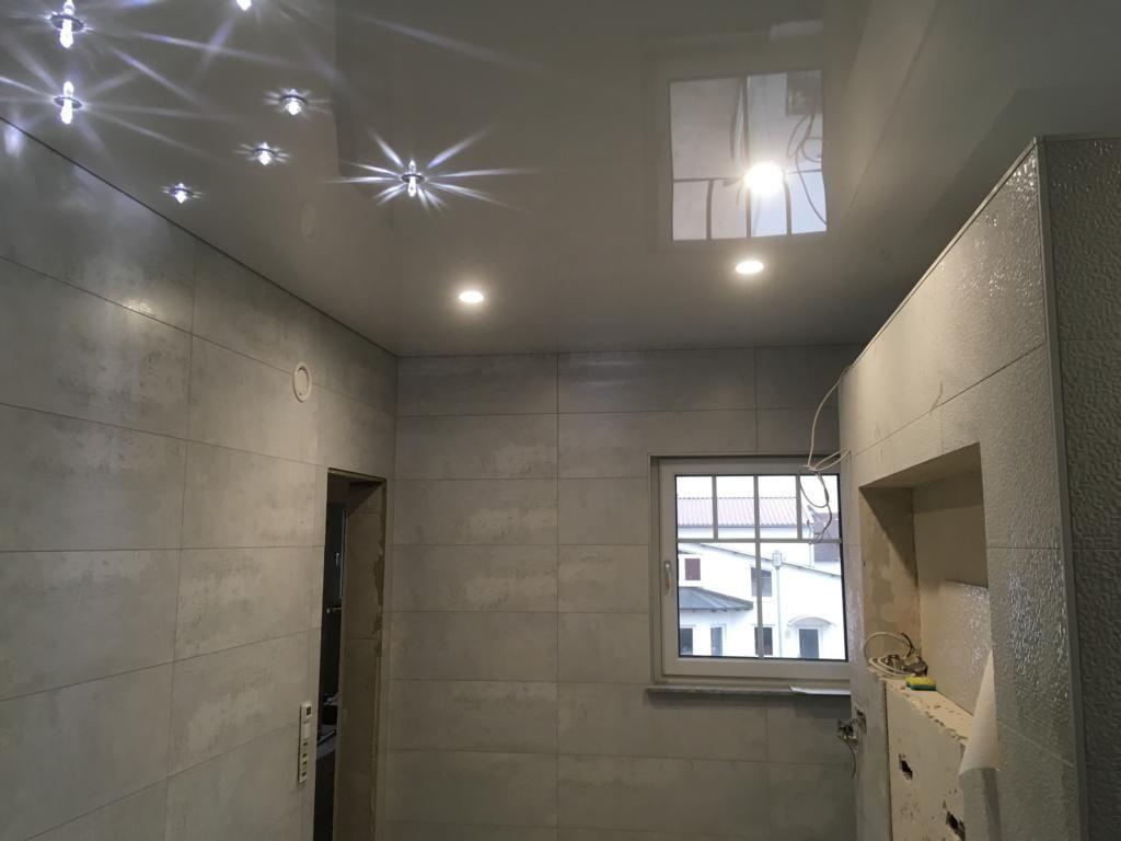 Integrierter Sternenhimmel in Badezimmer - Neuthard